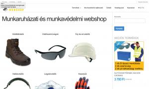 munkaruha webáruház