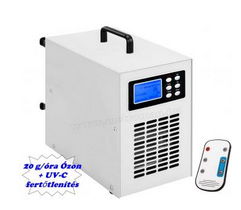 ózongenerátor UV-C fénnyel