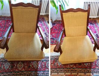 szék kárpit tisztítás